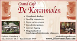 Restaurant Grand Cafe De Korenmolen